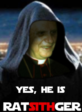 The Lord Ratzinger